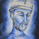 A Portrait of Saint Kabir